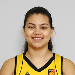 WNBL Spielerin Audrey Elisondo